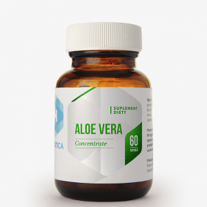 Aloe Vera Concentrate Hepatica