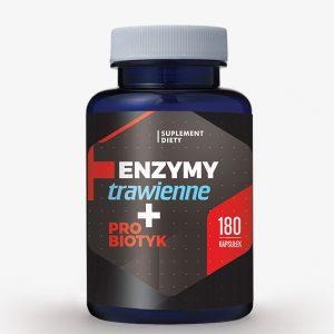 Enzymy trawienne Hepatica
