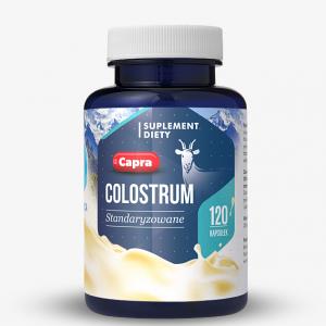 Capra Colostrum Hepatica