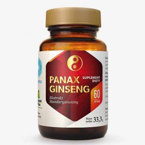 Panax Ginseng Hepatica