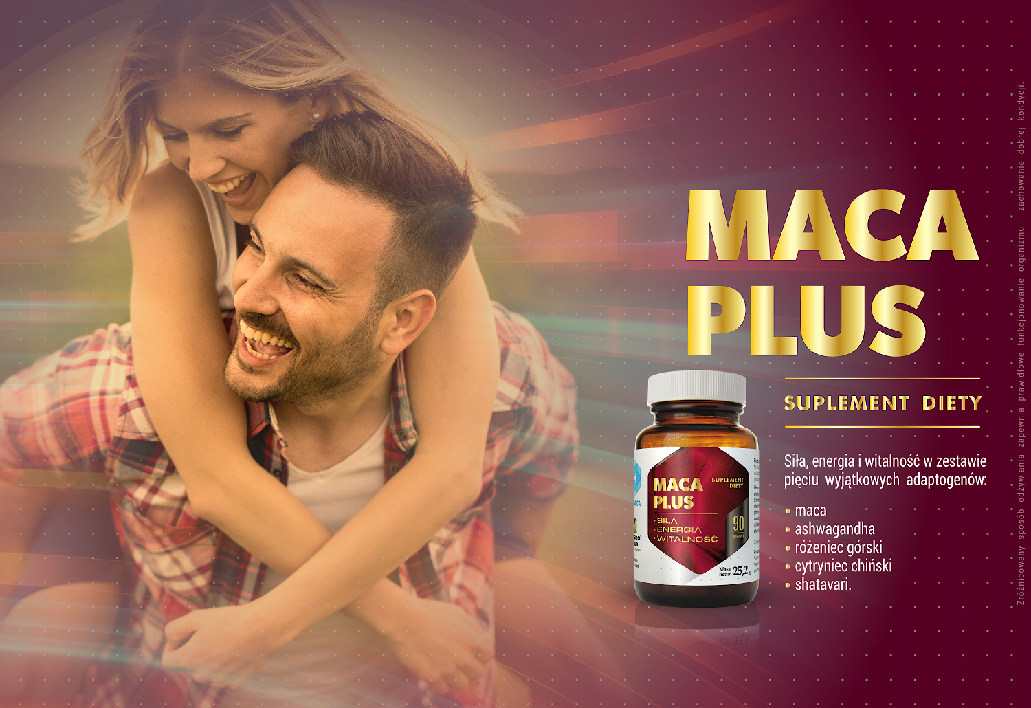 Maca Plus - Hepatica