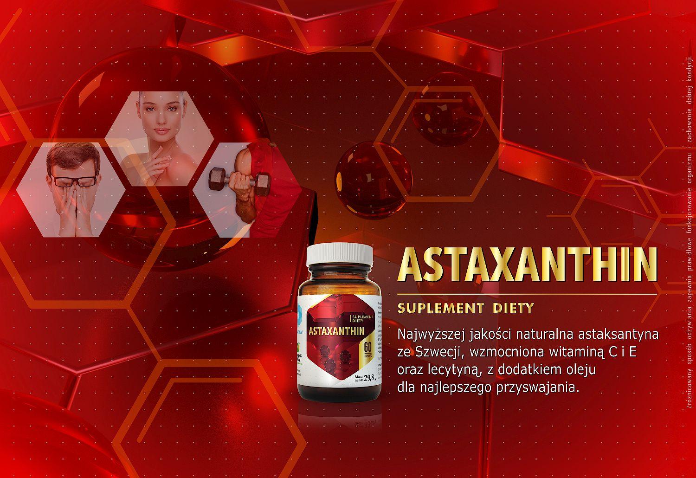 Astaxanthin - Hepatica