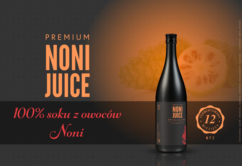 Premium Noni Juice - Hepatica