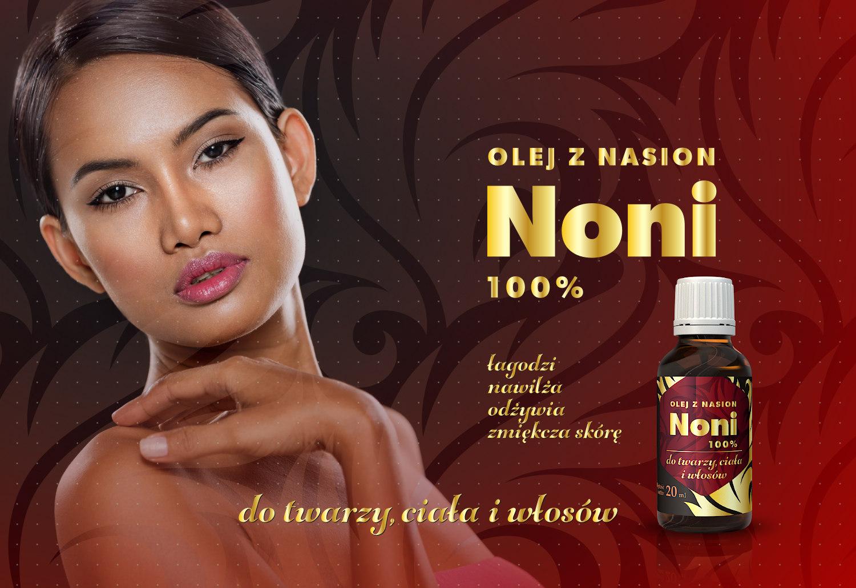 Olej z nasion noni - Hepatica